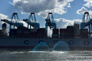 VH Lawyers Attend Cruise to View the COSTCO Development