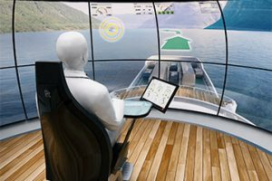 The Wave of the Future: Vessels Controlled By a Joystick