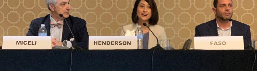 Marissa Henderson Presents in New Orleans